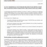 ACTU >> CMMP: Le collectif souhaite que la dépollution se termine