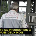 PSA arrête sa production à Aulnay dans deux mois