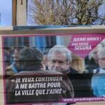 Affiches municipales Gérard Ségura sauvage - 93600INFOS-Alexandre Conan