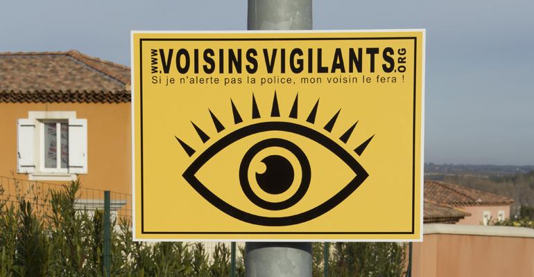 De plus en plus de candidats aux municipales, partout en France, proposent d'instaurer ce système dans leur commune. | (C) voisinsvigilants.org