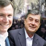 Bruno Beschizza et Jacques Chaussat s'allient au second tour pour s'opposer au maire-sortant