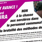"""La CFTC dénonce une """"prise en otage du personnel"""" communal par Gérard Ségura"""