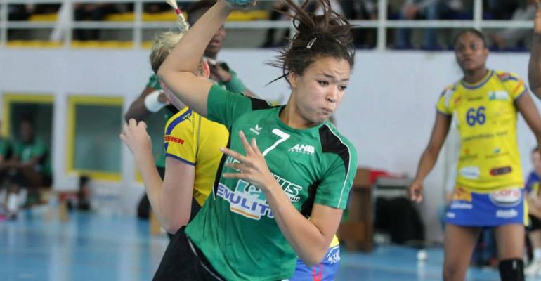 A quelques semaines de la fin de saison, les handballeuses aulnaysiennes ont su encore s'imposer dimanche dernier. | (C) HANDteam