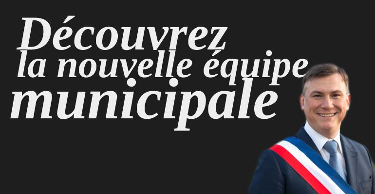 Découvrez la nouvelle équipe municipale - Avril 2014 - Aulnay-sous-Bois