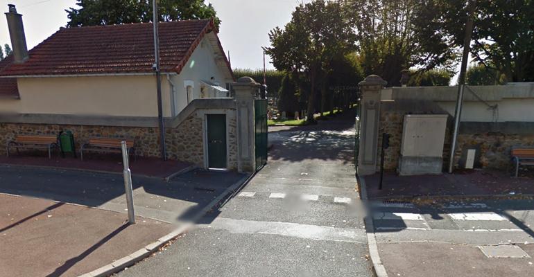 Nouveau Cimetière Aulnay-sous-Bois - Google Maps
