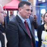 Le Maire part à la rencontre des entreprises à l'occasion du salon Entrepriz93