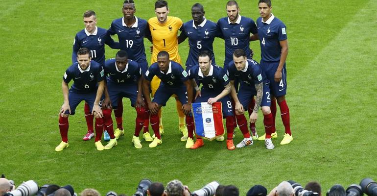 France - Equateur, une rencontre à suivre ce soir dés 20h50 sur TF1. | (C) Marko Djurica / Reuters