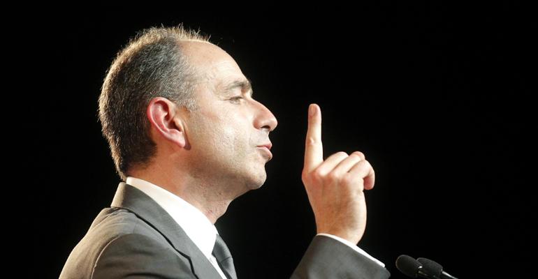 Ce soir, la salle Chanteloup devrait être comble pour écouter le président démissionnaire de l'UMP, Jean-François Copé. | (C) DR