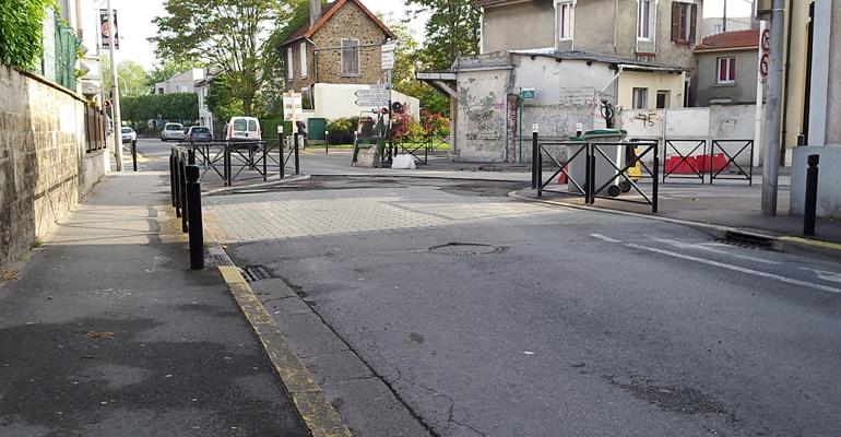 Travaux rue Arthur Chevalier Aulnay 3 - 93600INFOS Alexandre Conan