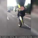 Face aux rodéos à moto, la police a désormais sa solution