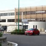 Visite du collège Simone Veil qui ouvrira ses portes lundi prochain
