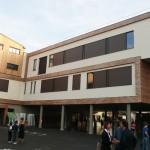 Plus de 500 personnes pour l'inauguration du collège Simone Veil hier soir