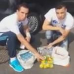 """Des jeunes lancent le """"Défi SDF"""" pour venir en aide aux plus démunis"""