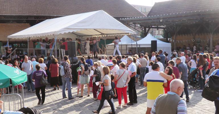 Plusieurs milliers de visiteurs se sont rendus au forum des associations 2014. | (C) 93600INFOS / Alexandre Conan