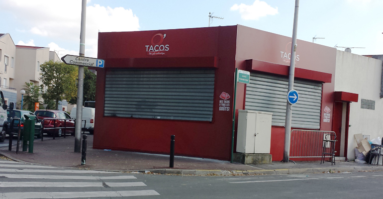 O'Tacos ouvre ses portes ce lundi 15 septembre 2014 dans le sud-est de la ville. | (C) 93600INFOS/Alexandre Conan