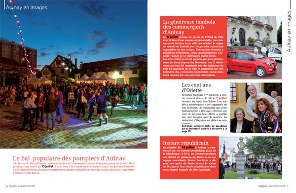 Oxygène Aulnay-sous-Bois Images - Mairie