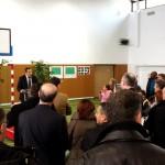 Un gymnase rénové a été inauguré ce week-end dans le quartier Ambourget