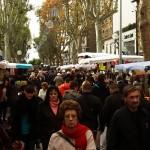 Les marchés de la ville s'animent pour les fêtes ce week-end