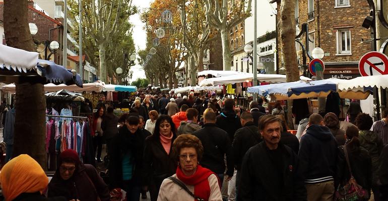 Pour Noël, les marchés de la ville vont émoustiller vos papilles ! | (C) 93600INFOS / Alexandre Conan