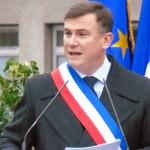 Le Maire Bruno Beschizza souhaite une bonne année à tous les aulnaysiens