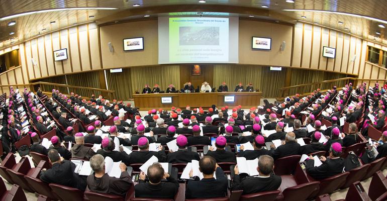 A Saint-Joseph, l'EAP a travaillé ce sujet au cours de cinq réunions, puis cela a fait l'objet de l'homélie dominicale durant quatre dimanches. | (C) CIRIC