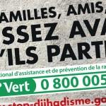 Le gouvernement lance une campagne choc contre le djihadisme