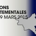 Départementales 2015: Découvrez les résultats de notre grande consultation