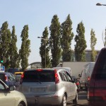 La camionnette utilisée dans un braquage à Trappes retrouvée à Aulnay-sous-Bois