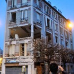 Une explosion dans un immeuble rue Jules Princet fait 11 blessés, la circulation restera coupée plusieurs jours