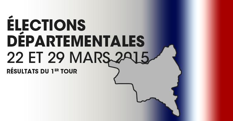 Suivez en direct l'annonce des résultats du 1er tour des élections départementales à Aulnay-sous-Bois | (C) 93600INFOS