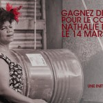 Gagnez des places pour le concert de Nathalie Natiembé ce samedi au Cap !