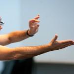 Le directeur du CREA promu chevalier de l'Ordre des Palmes académiques