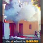 Une explosion rue Le Corbusier, au coeur de la cité de Chanteloup, fait d'importants dégâts