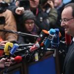 [Poisson d'Avril] François Hollande en déplacement à Aulnay-sous-Bois ce mercredi matin