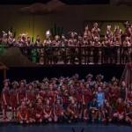 Les enfants du CREA d'Aulnay-sous-Bois sur les planches du théâtre du Châtelet jusqu'au 4 avril