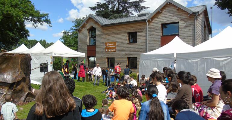 Fête de la Nature 2015 à la Maison de l'Environnement d'Aulnay-sous-Bois | (C) 93600INFOS / Alexandre Conan
