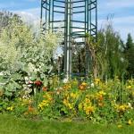Les aulnaysiens s'invitent au jardin jusqu'au 7 Juin prochain