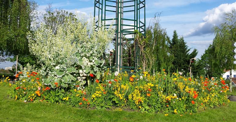 Les aulnaysiens s invitent au jardin jusqu au 7 juin - Castorama ardoise jardin aulnay sous bois ...