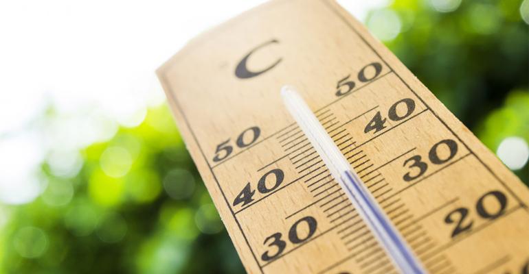 Une forte vague de chaleur est à prévoir durant les prochains jours. | (C) forkART Photography