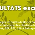 Découvrez les sujets du baccalauréat sur 93600INFOS.fr