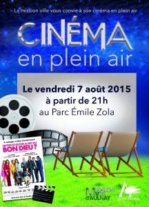 Cinéma en plein air - Mission ville été 2015 - Qu'est-ce qu'on a fait au bon dieu ?