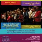 Des cours de théâtre à Aulnay-sous-Bois avec l'AMAPP