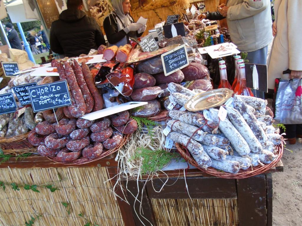 Les saveurs de nos régions s'étalent à Aulnay-sous-Bois ! | © 93600INFOS.fr/Alexandre Conan