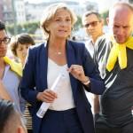 Valérie Pécresse souhaite de nouvelles rames sur le RER B dès 2018