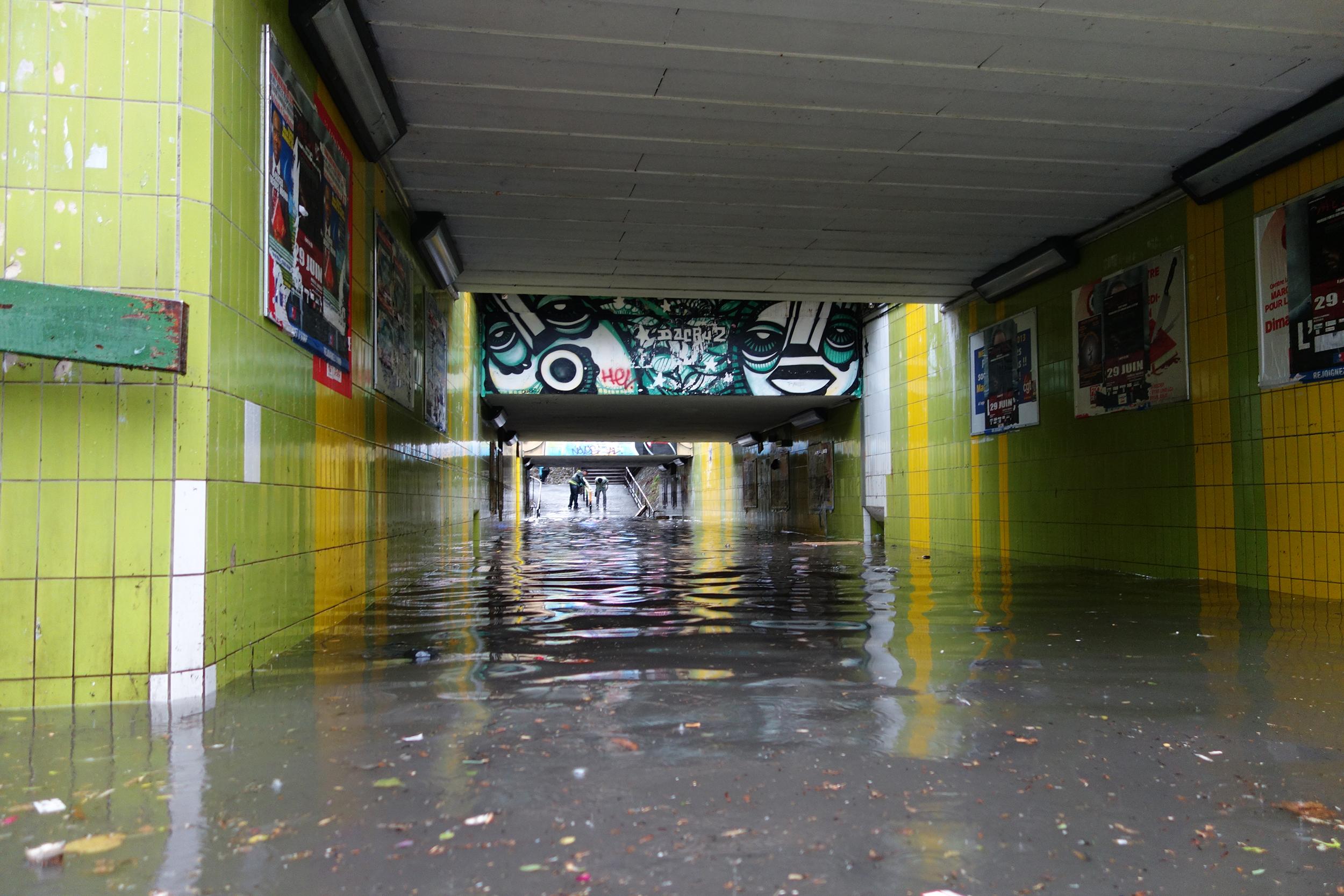 Pouréviter les inondations, la Ville modernise son réseau d u2019assainissement u2013 93600INFOS fr # Piscine Aulnay Sous Bois