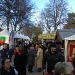 Ce week-end, Aulnay-sous-Bois accueille son 2ème marché de Noël