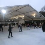 La patinoire ouvre ses portes samedi à la Ferme du Vieux-Pays
