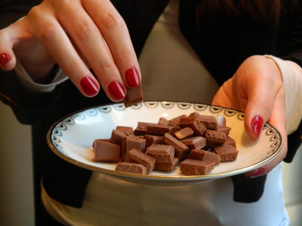 Profitez du salon du chocolat pour déguster du chocolat artisanal. | © DR