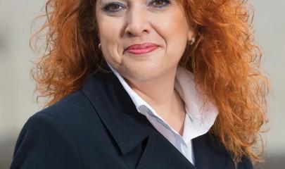 Séverine Maroun, première adjointe au Maire d'Aulnay-sous-Bois, est également conseillère départementale depuis mars 2015. | © DR