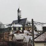 Premiers flocons de neige cet après-midi à Aulnay-sous-Bois